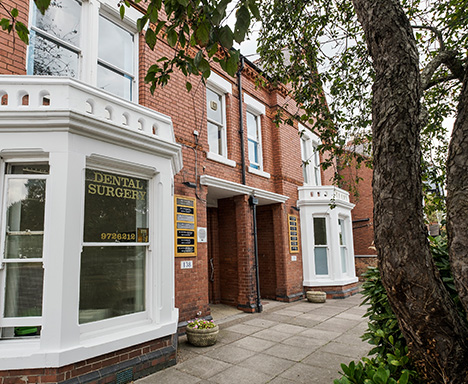 A J Moore & Associates Dental Practice Nottinghamshire